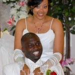 Tanika and Robert Wedding cropped